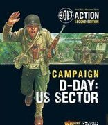 D-Day US Selector - Bolt Action campain book