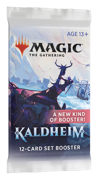 Magic The Gathering - Kaldheim Booster