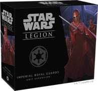 Star Wars Legion - Royal Guard Unit