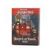 Warcry - Agents of Chaos dice