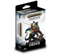 Warhammer Age of Sigmar Champions: ORDER Campaign Deck