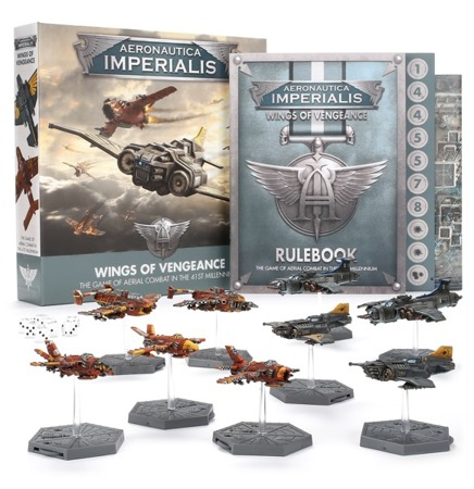 Aero/Imperialis: Wings Of Vengeance Eng