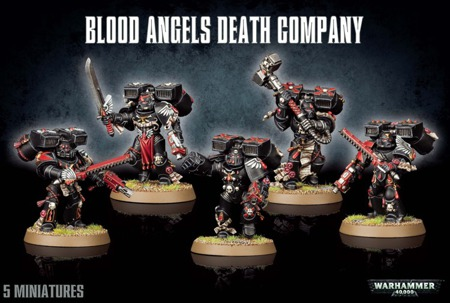 Blood Angels Death Company