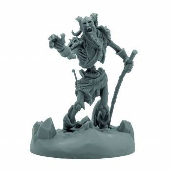 D&D Icewind Dale - Rime of the Frostmaiden - Frost Giant Skeleton