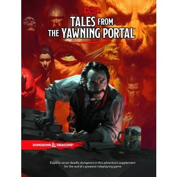 Dungeons & Dragons RPG - Tales From the Yawning Portal - EN