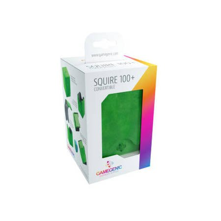 Gamegenic - Squire 100+ Convertible - Green