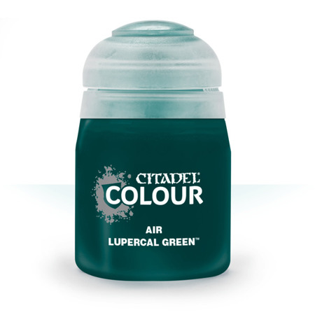 Lupercal Green (Air 24ml)