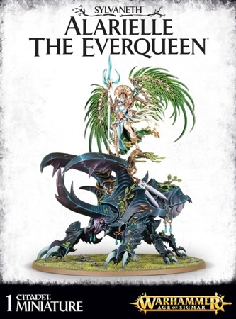 Sylvaneth: Alarielle the Everqueen