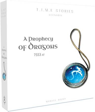 T.I.M.E Stories - A Prophecy of Dragons (ENG)