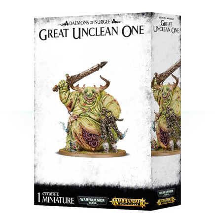 The Great Unclean One