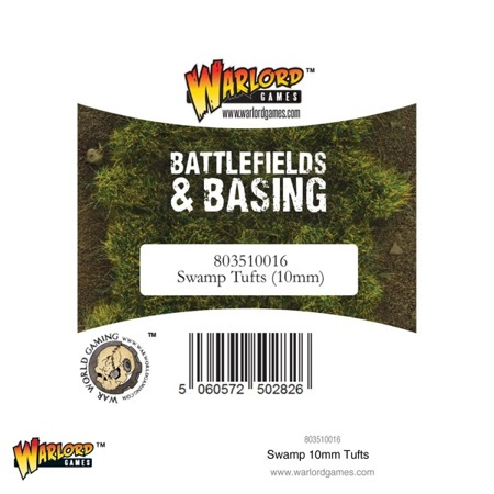 Warlord Swamp Tufts (10 mm)