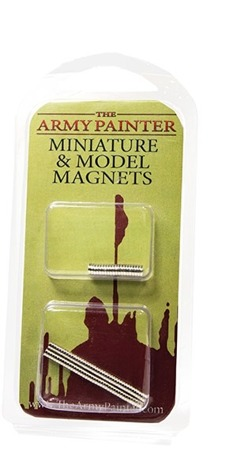 Zestaw magnesów / Miniature and model magnets 2019